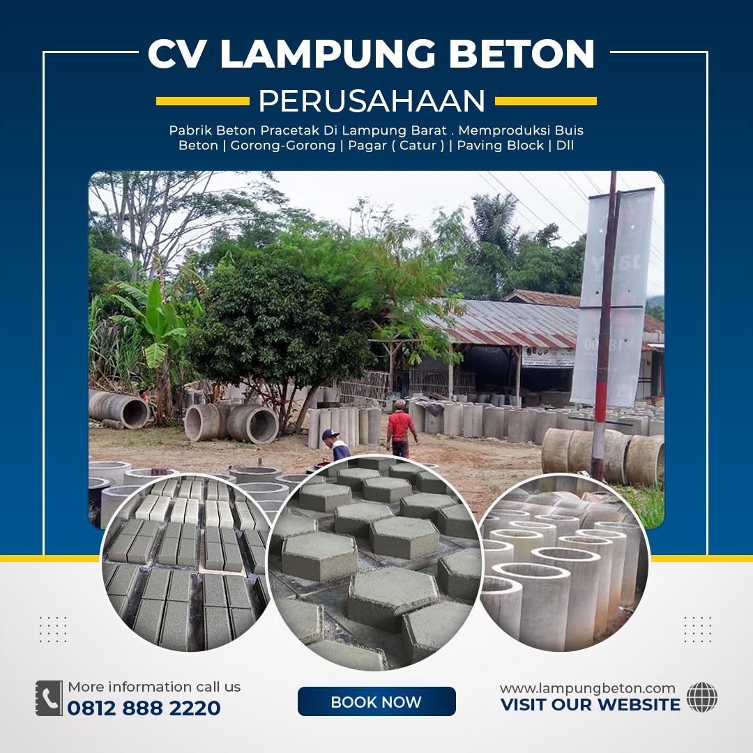 Jual Gorong-Gorong Lampung Barat